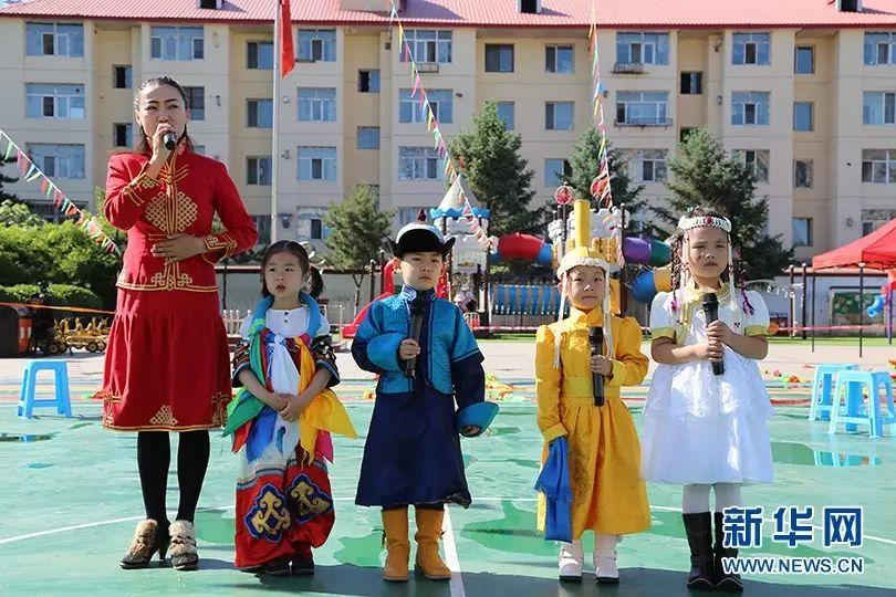 喜迎六一国际儿童节(蒙古文·图片) 第3张