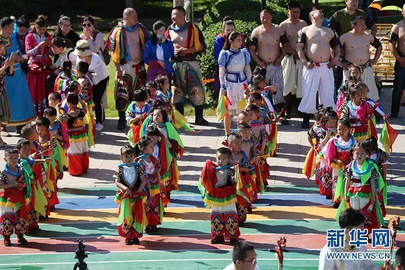 喜迎六一国际儿童节(蒙古文·图片) 第4张