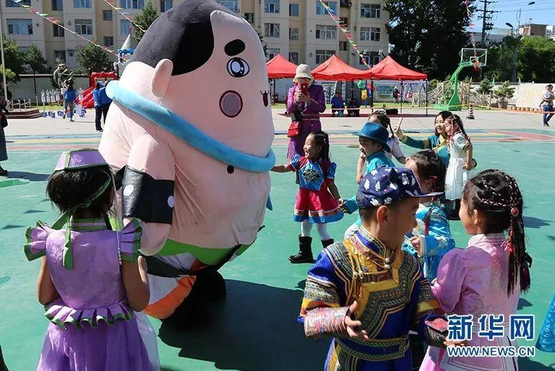 喜迎六一国际儿童节(蒙古文·图片) 第7张