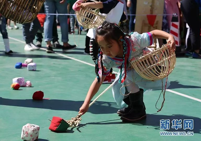 喜迎六一国际儿童节(蒙古文·图片) 第8张