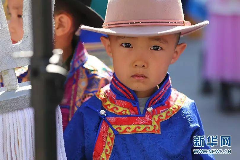 喜迎六一国际儿童节(蒙古文·图片) 第10张