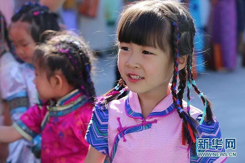 喜迎六一国际儿童节(蒙古文·图片) 第9张