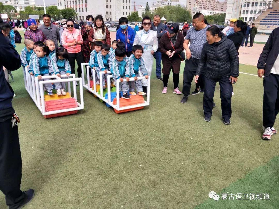 肃北雪山蒙古族孩子们独具特色的六一儿童节 第9张