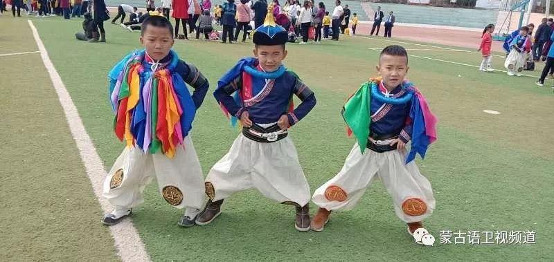 肃北雪山蒙古族孩子们独具特色的六一儿童节 第10张
