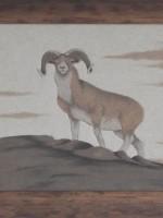 沙画家阿拉塔毕力格:一缕细沙演绎草原游牧生活 第4张