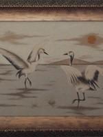 沙画家阿拉塔毕力格:一缕细沙演绎草原游牧生活 第17张