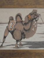 沙画家阿拉塔毕力格:一缕细沙演绎草原游牧生活 第22张