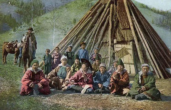 蒙古帝国的尾声:阿尔泰共和国 第1张
