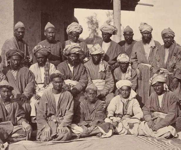 蒙古往事:阿富汗的哈扎拉人 第1张 蒙古往事:阿富汗的哈扎拉人 蒙古文化