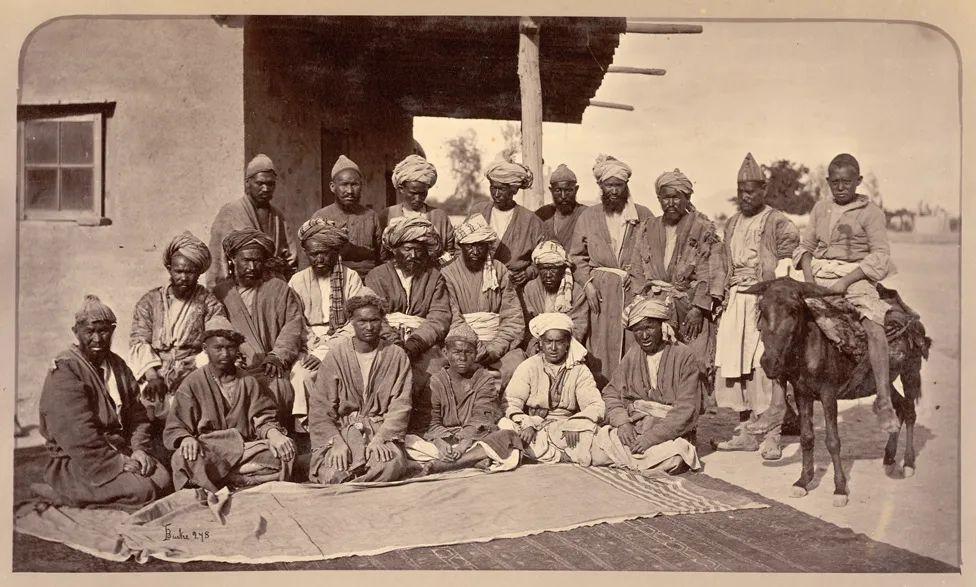 蒙古往事:阿富汗的哈扎拉人 第2张 蒙古往事:阿富汗的哈扎拉人 蒙古文化