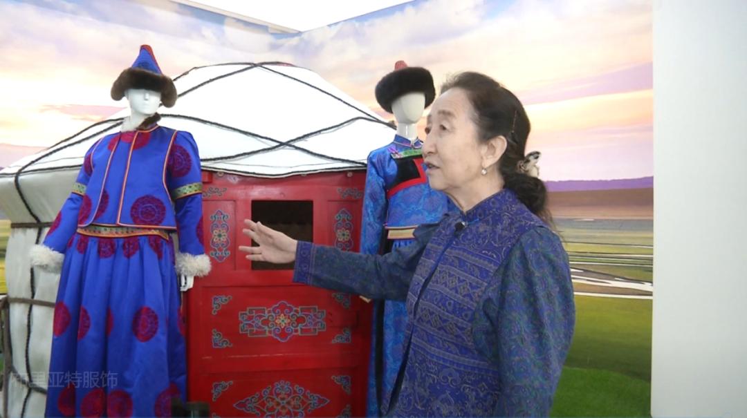 话说蒙古族民俗:布里亚特服饰 第7张 话说蒙古族民俗:布里亚特服饰 蒙古服饰