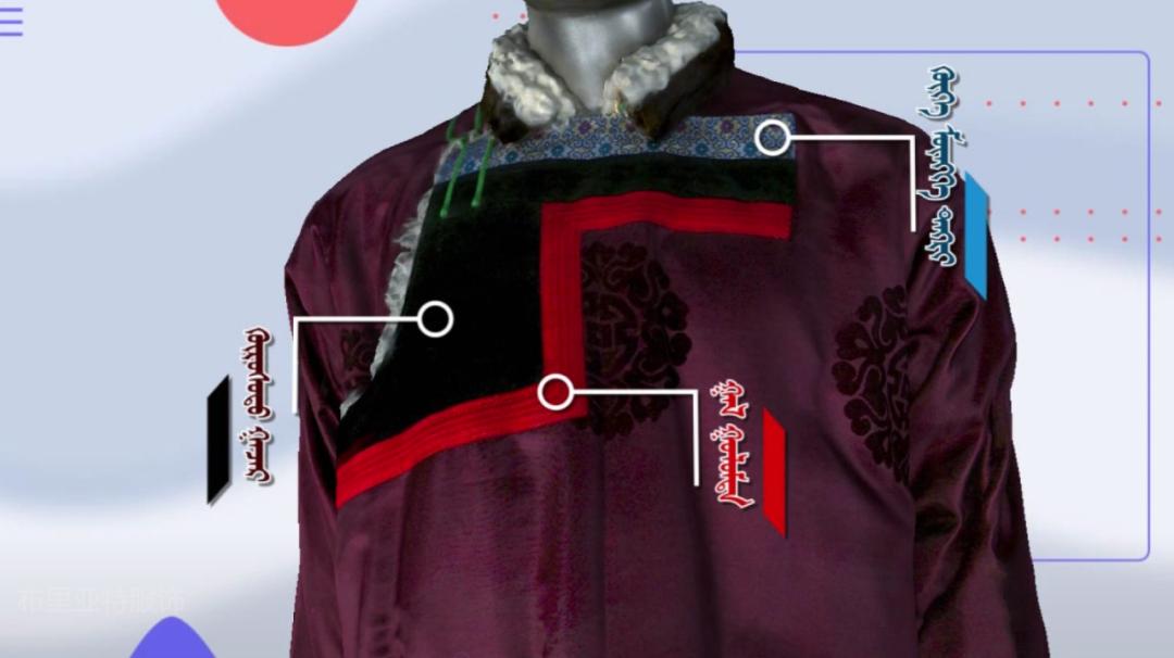 话说蒙古族民俗:布里亚特服饰 第8张 话说蒙古族民俗:布里亚特服饰 蒙古服饰