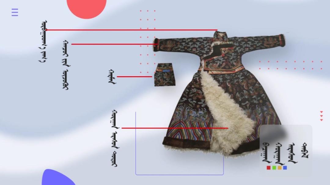 话说蒙古族民俗:布里亚特服饰 第12张 话说蒙古族民俗:布里亚特服饰 蒙古服饰