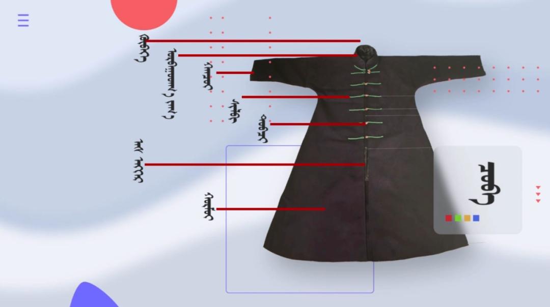 话说蒙古族民俗:布里亚特服饰 第16张 话说蒙古族民俗:布里亚特服饰 蒙古服饰