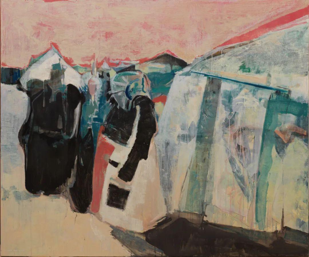内蒙古当代美术家系列--青格乐图 第4张