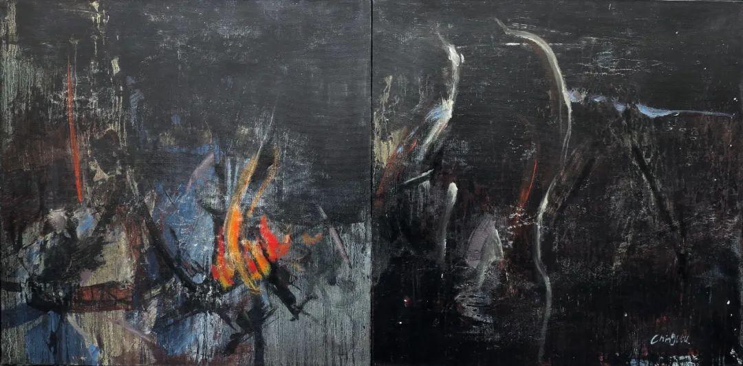 内蒙古当代美术家系列--青格乐图 第8张