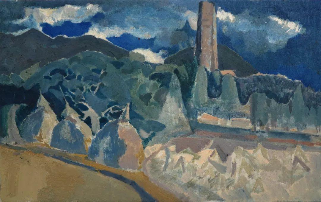 内蒙古当代美术家系列--青格乐图 第11张