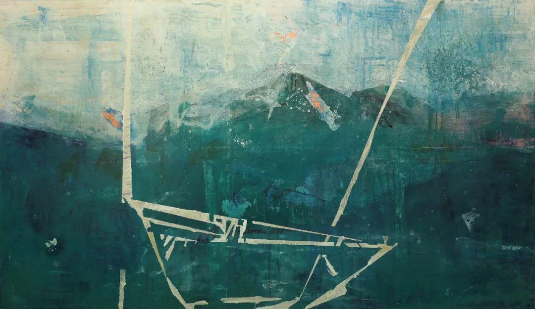 内蒙古当代美术家系列--青格乐图 第13张