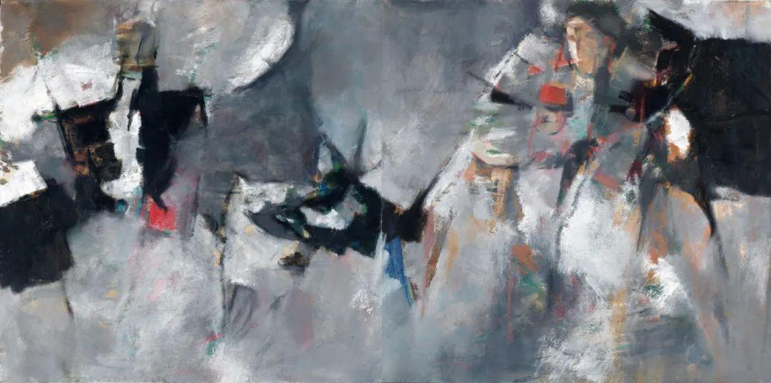 内蒙古当代美术家系列--青格乐图 第15张