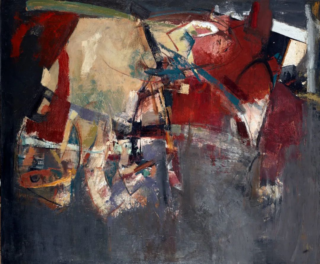 内蒙古当代美术家系列--青格乐图 第17张