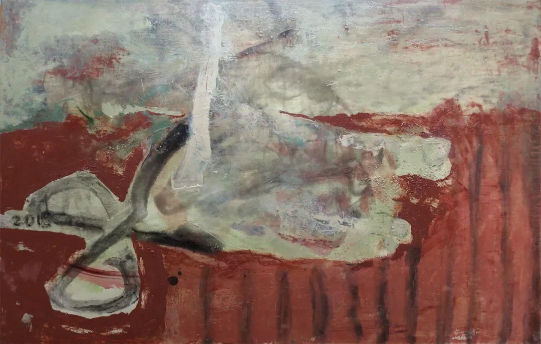 内蒙古当代美术家系列--青格乐图 第16张