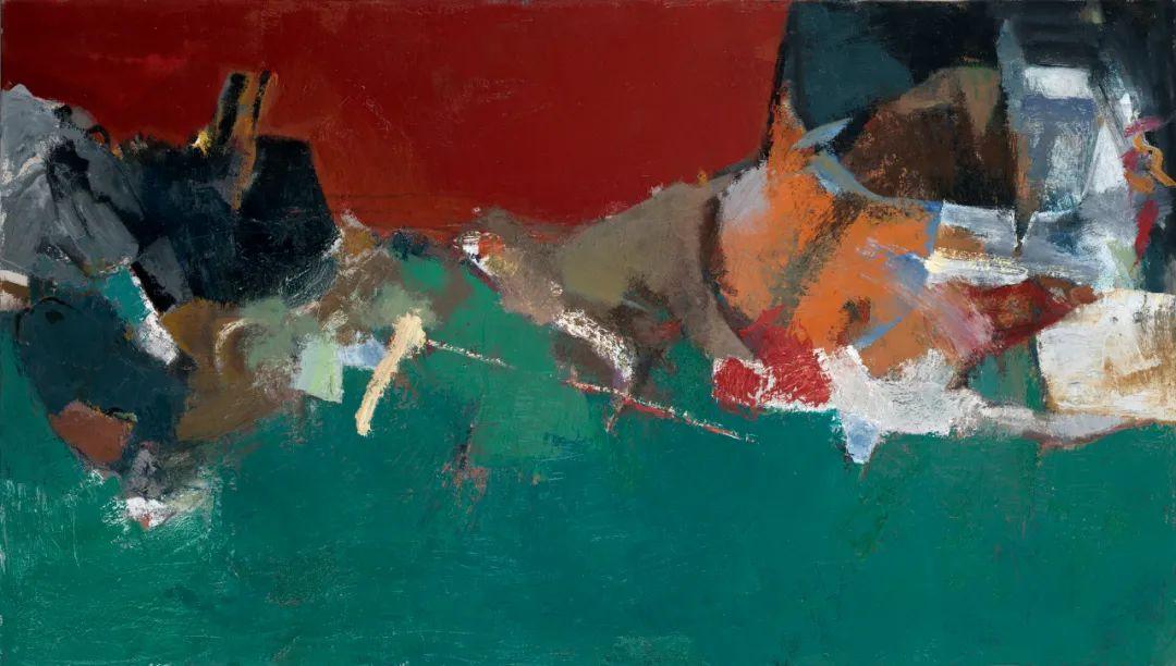 内蒙古当代美术家系列--青格乐图 第19张