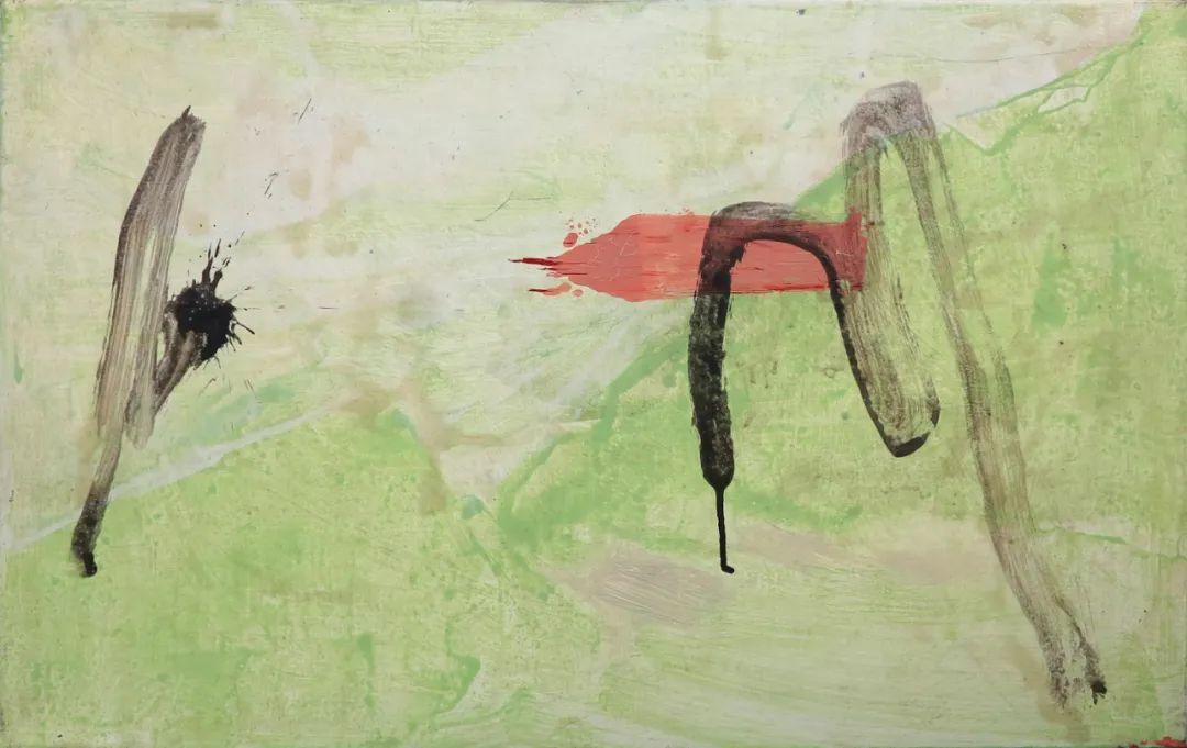 内蒙古当代美术家系列--青格乐图 第23张