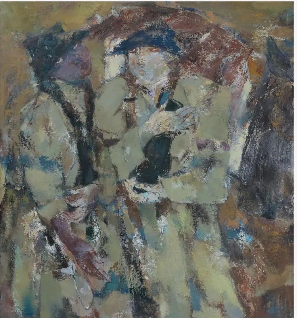 内蒙古当代美术家系列--乌吉斯古楞 第23张 内蒙古当代美术家系列--乌吉斯古楞 蒙古画廊