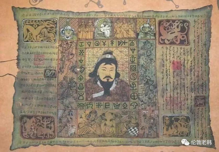 """蒙古袍:""""正本清源"""" & """"与时俱进"""" 第10张 蒙古袍:""""正本清源"""" & """"与时俱进"""" 蒙古服饰"""