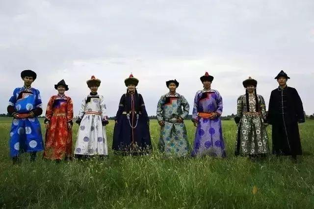 穿蒙古袍要注意17个事项 第7张