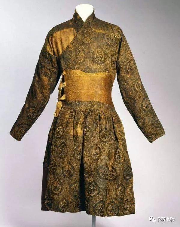 蒙古往事:伊尔汗国的蒙古袍 第9张