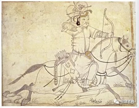 蒙古往事:伊尔汗国的蒙古袍 第13张