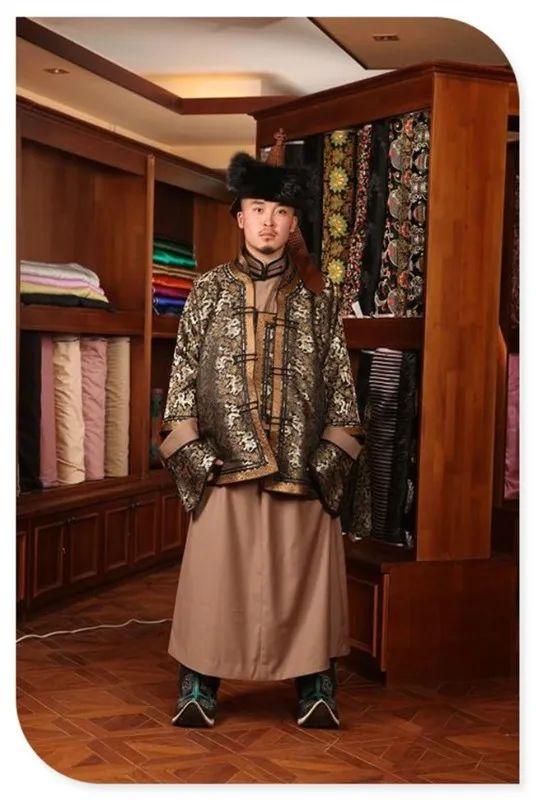 美丽的蒙古袍 第8张