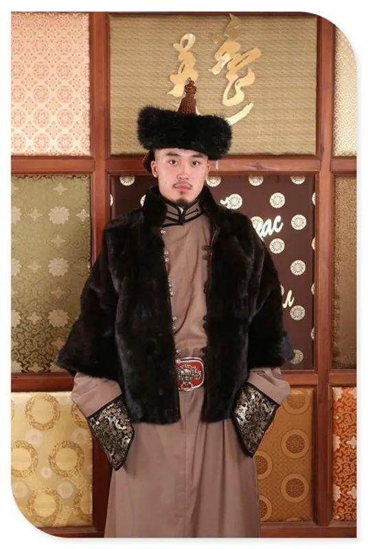 美丽的蒙古袍 第11张