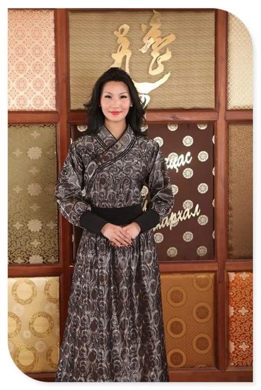 美丽的蒙古袍 第10张