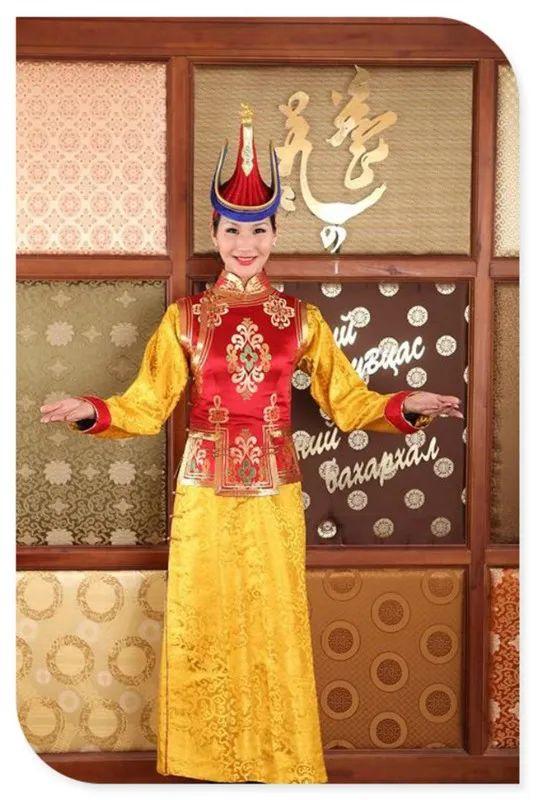 美丽的蒙古袍 第13张