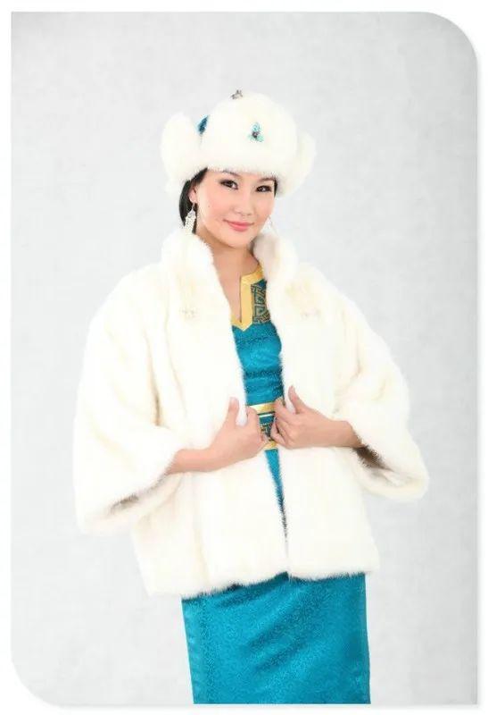 美丽的蒙古袍 第16张