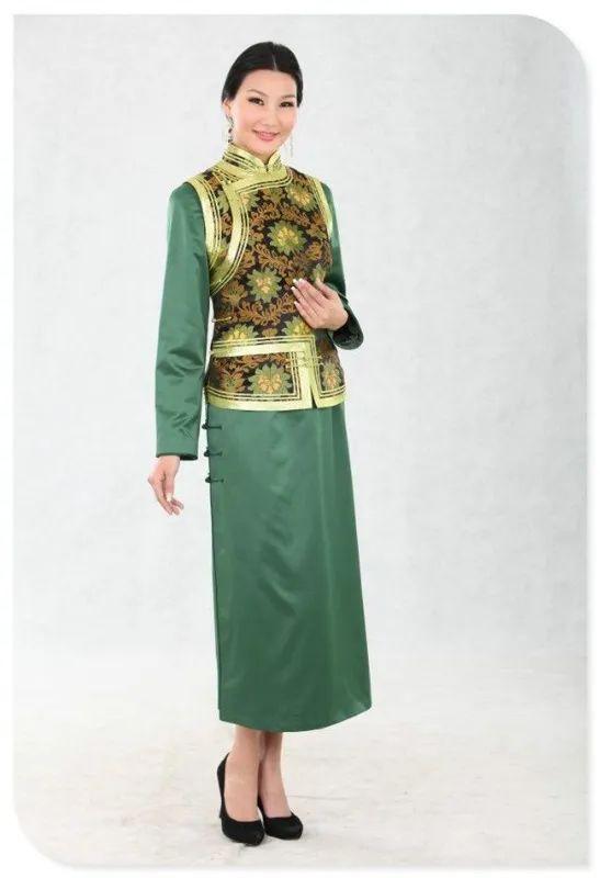 美丽的蒙古袍 第21张