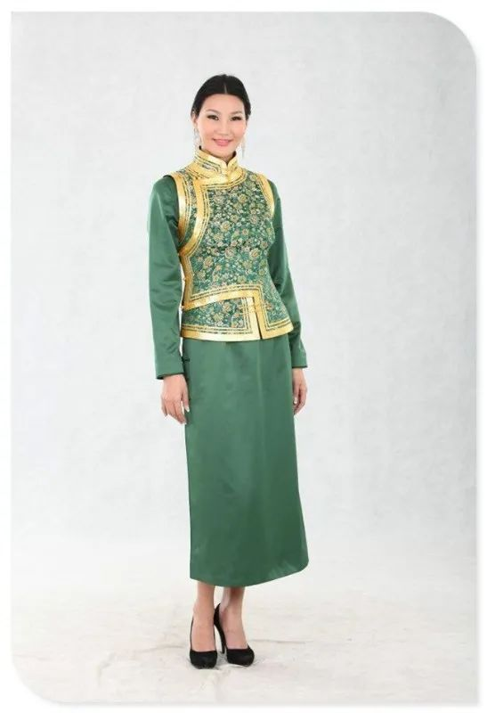 美丽的蒙古袍 第19张