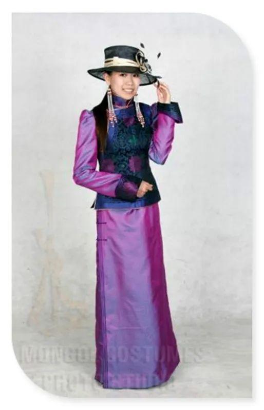美丽的蒙古袍 第24张