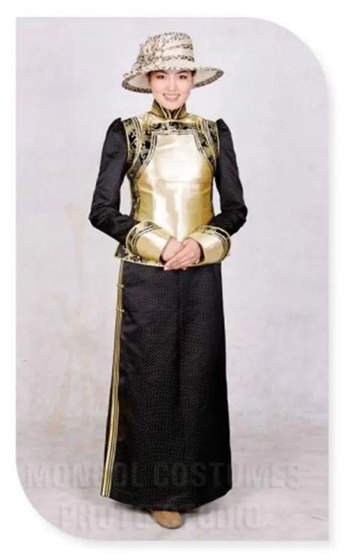 美丽的蒙古袍 第29张