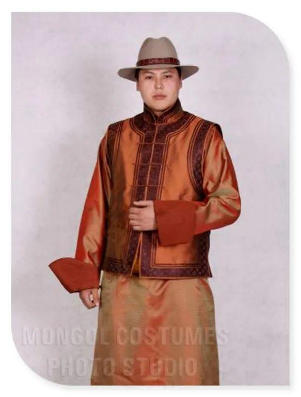 美丽的蒙古袍 第31张