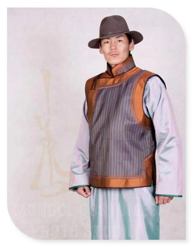 美丽的蒙古袍 第27张