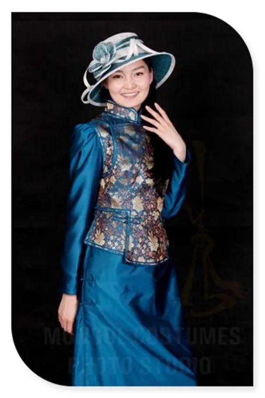 美丽的蒙古袍 第28张