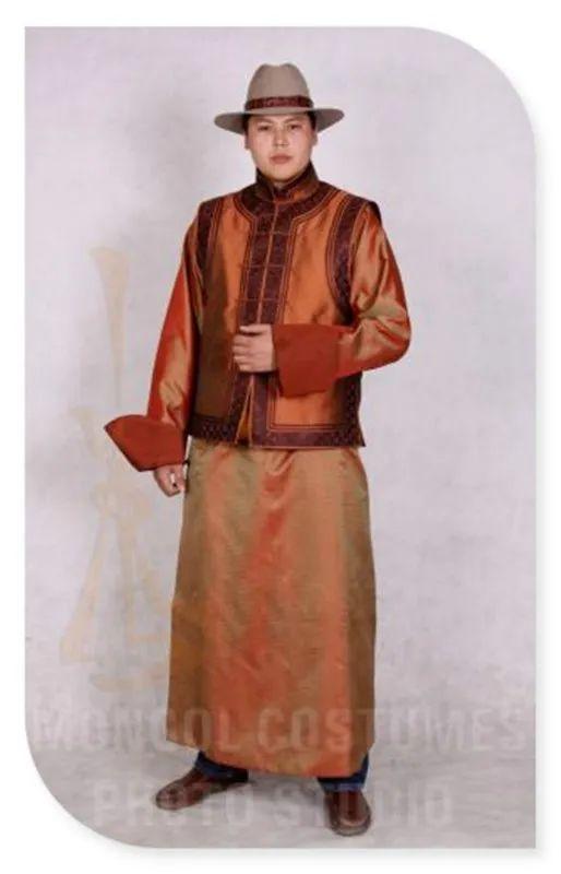 美丽的蒙古袍 第33张
