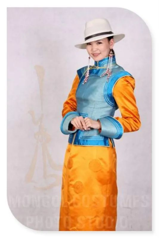 美丽的蒙古袍 第32张