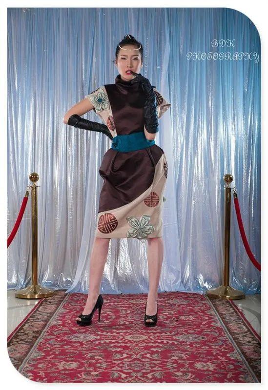 美丽的蒙古袍 第37张