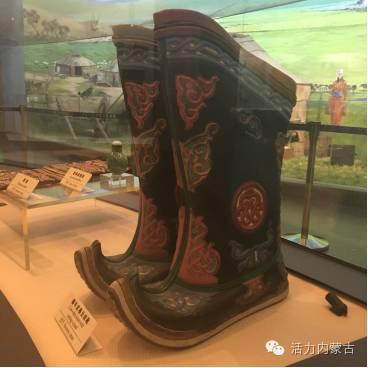 我和我的蒙古袍 | 靴行草原——蒙古族靴子(一) 第2张