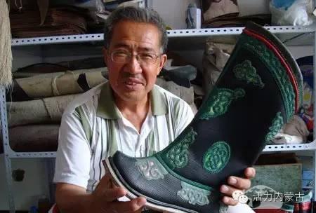 我和我的蒙古袍 | 靴行草原——蒙古族靴子(一) 第3张