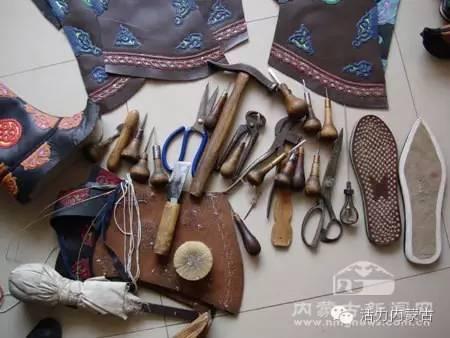我和我的蒙古袍 | 靴行草原——蒙古族靴子(一) 第10张